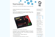 Zum Blog des Namensexperten und Leiters der Namingagentur