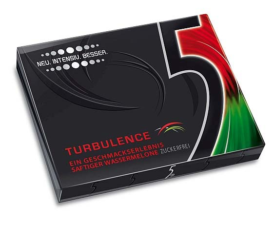 5GUM Turbulence Name Packshot