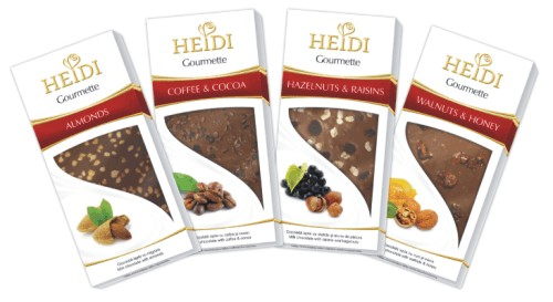 Heidi Gourmette Chocolate