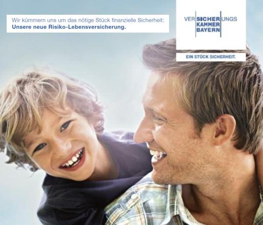 Risiko-Lebensversicherung der Versicherungskammer Bayern