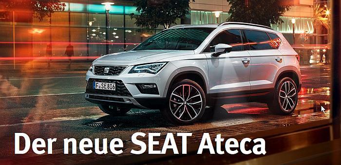 Der neue SEAT Ateca - Namenstest