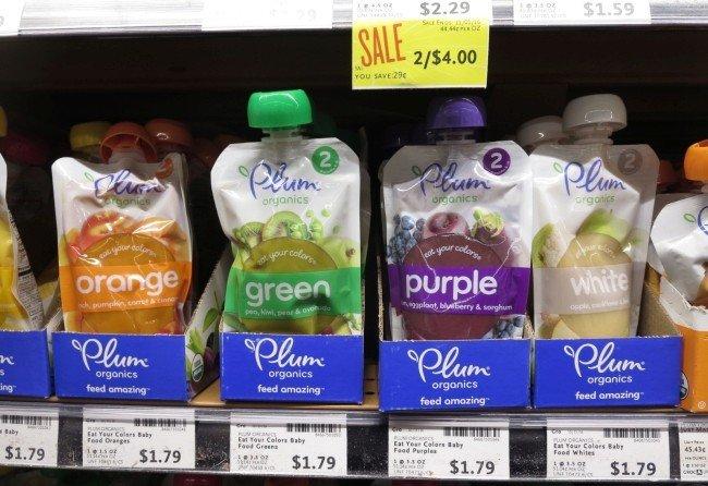 Plum Quetschfrüchte - Farben als Namen, warum nicht?