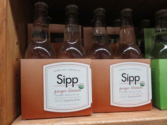 """Getränk """"Sipp"""", abgeleitet von """"sip"""""""