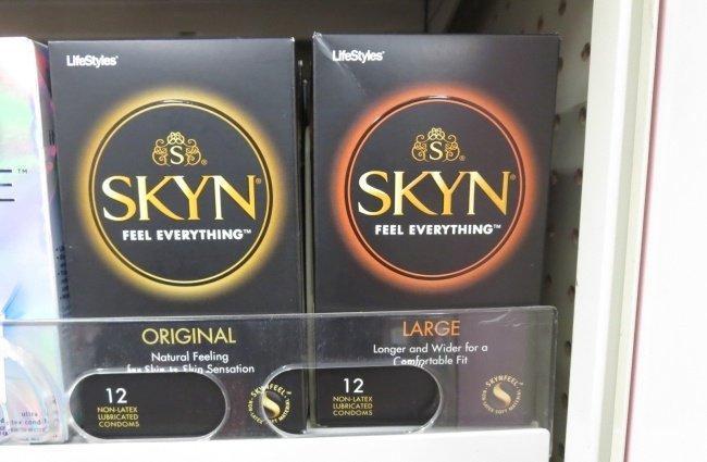Skyn Kondome mit Hautgefühl