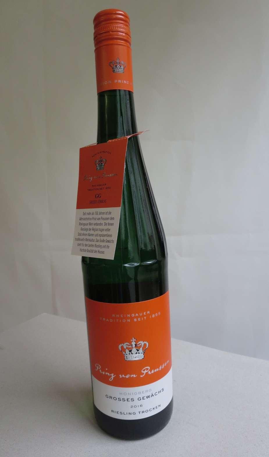 Täuschender Weinname Großes Gewächs bei Netto